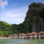 Lagen Island Resort - Water Cottages