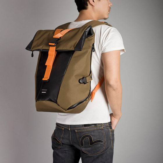 Local Identity Crumpler Bag