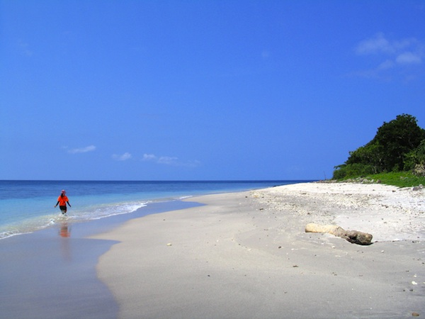Pamuktan Island in Babuyan Group of Islands