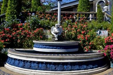 Angel's fountain