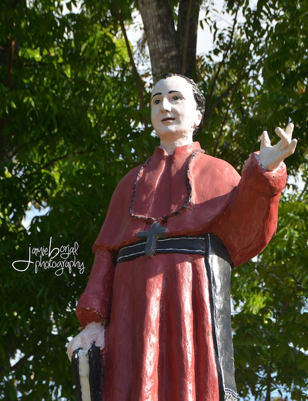 Joseph Marello statue