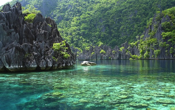 Lake in Coron