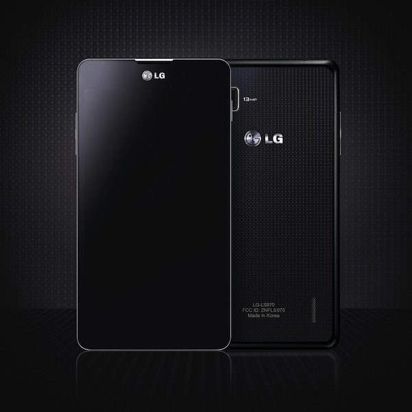 New LG Optimus G