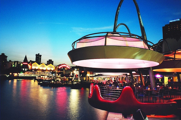 Party Places in Clarke Quay