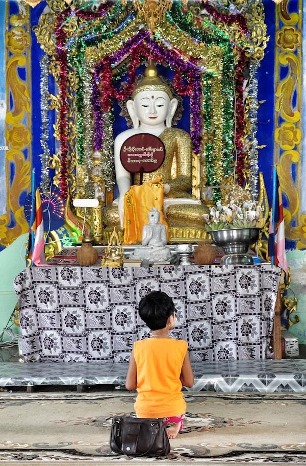Prayer to Buddha