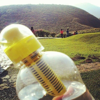 Trekking this summer? Keep yourself hydrated the environmental-friendly way with bobble™