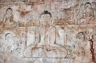 Wall Painting in Sulamani Temple