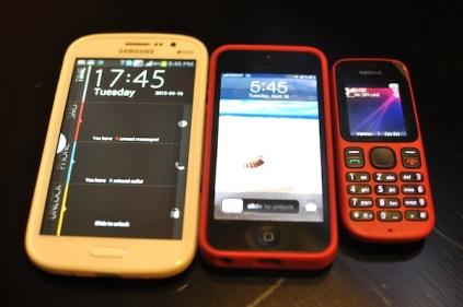 My Mobile Phones