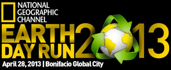 National Geographic Earth Run 2013
