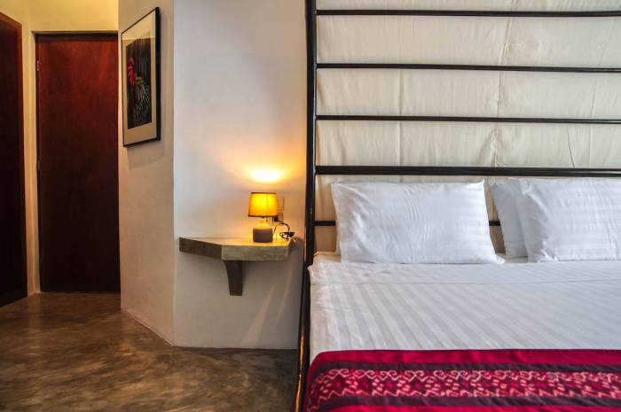 Cocoon Premium Standard Room at Capital O 468 Element Boutique Hotel