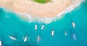 Helicopter Island by Cris Tagupa via Unsplash