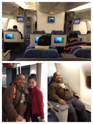 Philippine Airlines Mabuhay Class