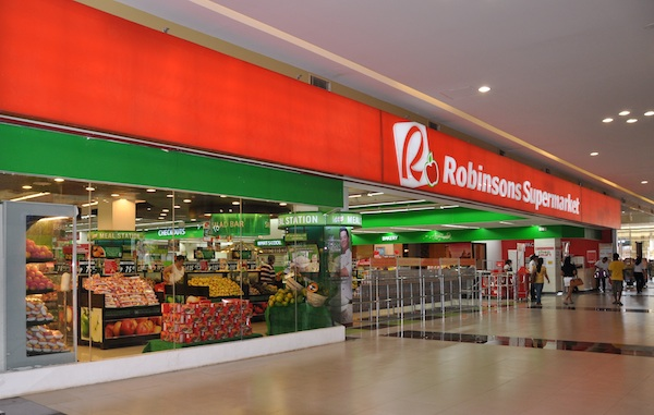 Robinsons Shop in the City raffle promo Launch