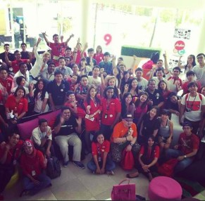 AirAsia Bloggers Community