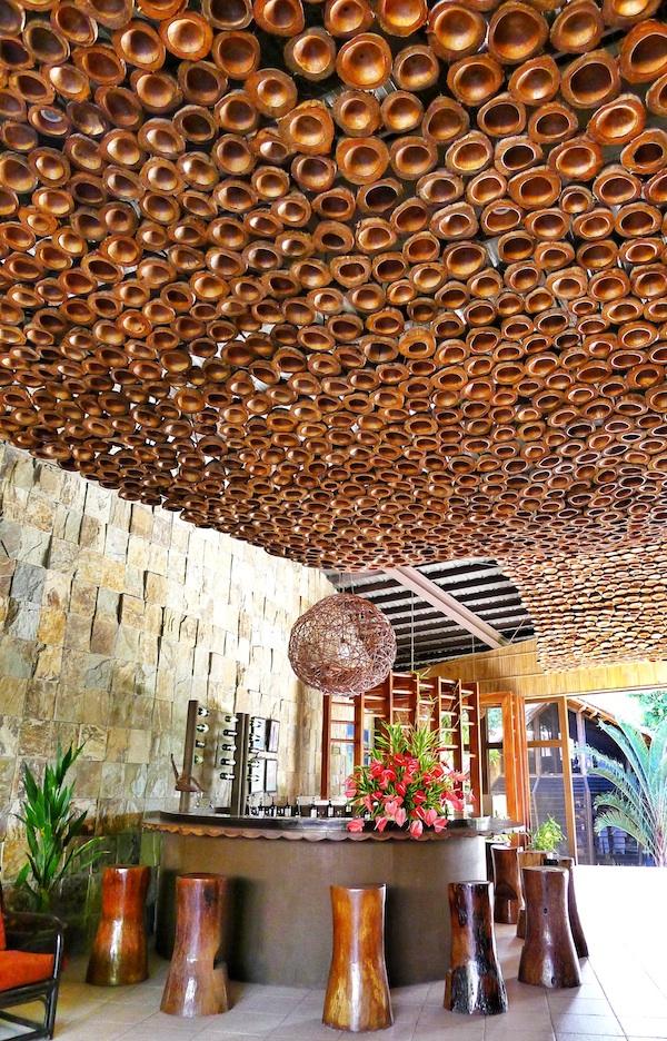 Beautiful Resort Lobby