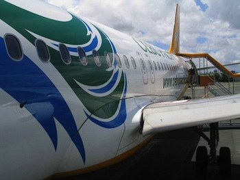 Cebu Pacific Davao Flight