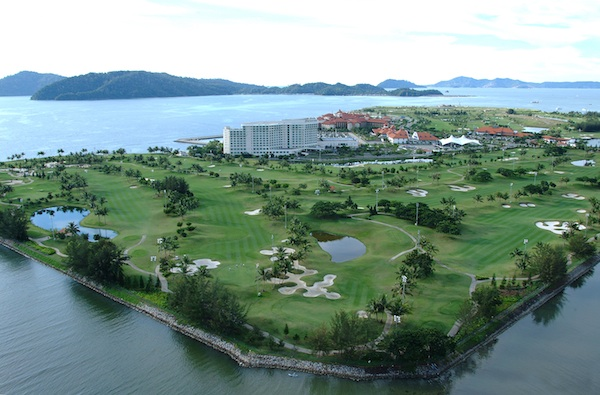 Sutera Hotel Golf and Country Club