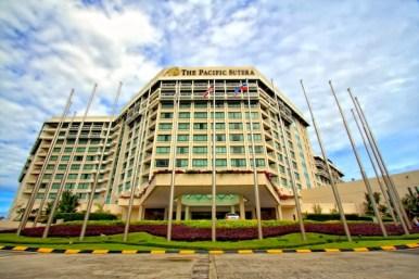 The Pacific Sutera Hotel (Entrance)