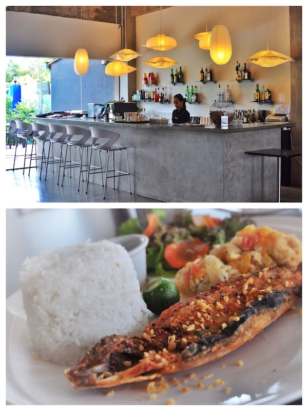The Rica's Restaurant