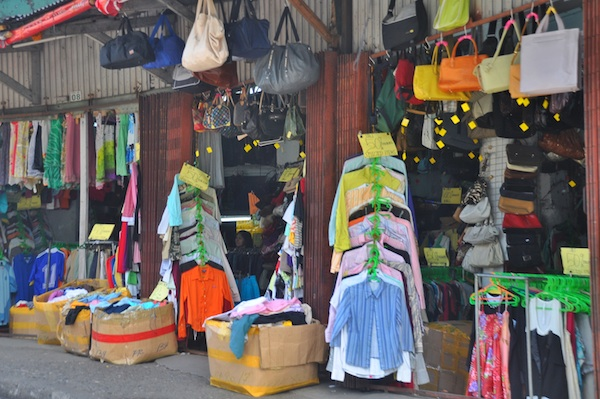 Ukay Ukay Shops in Baguio City