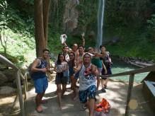 Wacky Shot at Katibawasan Falls