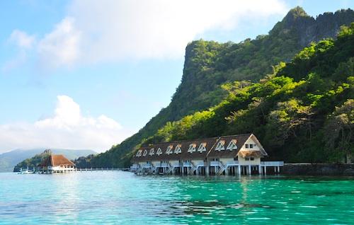 Apulit Island in Taytay Palawan