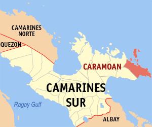 Caramoan Map