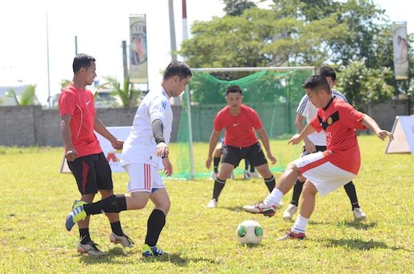 Football Festival in Pampanga