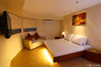 Grand Prix Hotel Cebu Suite Room