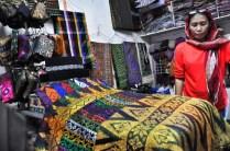 Hand Woven Fabrics in Cotabato Barter Trade Center