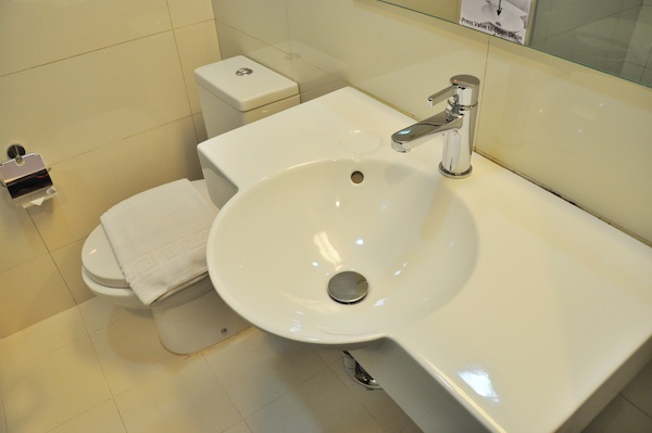 Nice and Clean Rest Room