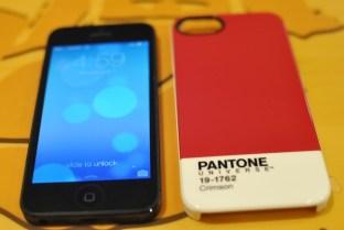 Pantone Universe iPhone 5 Case Review