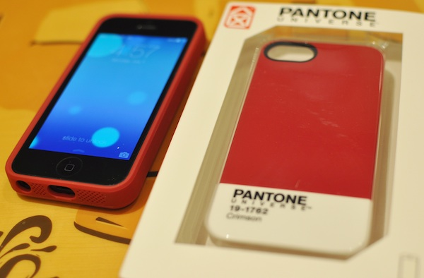 Pantone iPhone 5 Case