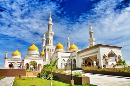 The Cotabato Grand Mosque