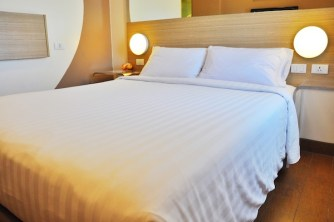 Tune Hotels Cebu Comfortable Bed