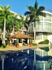 Avenue Hotel's Poolside