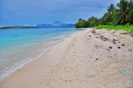 Beautiful Beach in Matnog Sorsogon