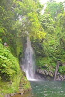 Malabsay Falls in Naga City