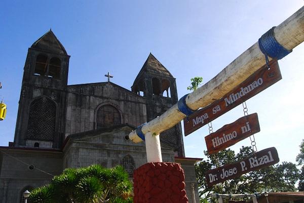Map of Rizal Signage