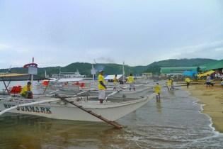 Matnog Port in Sorsogon