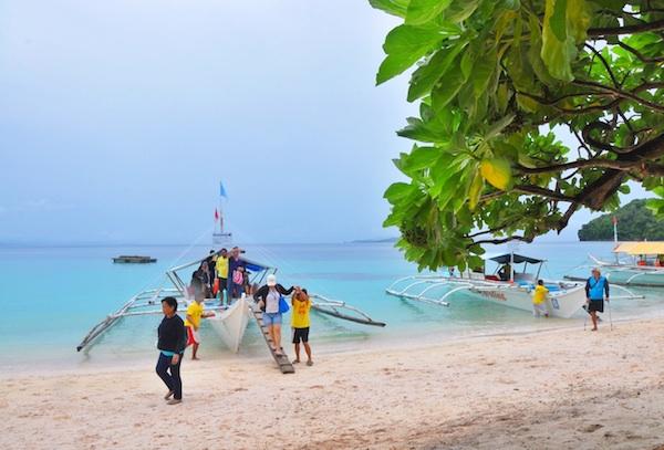 Subic Beach in Matnog Sorsogon