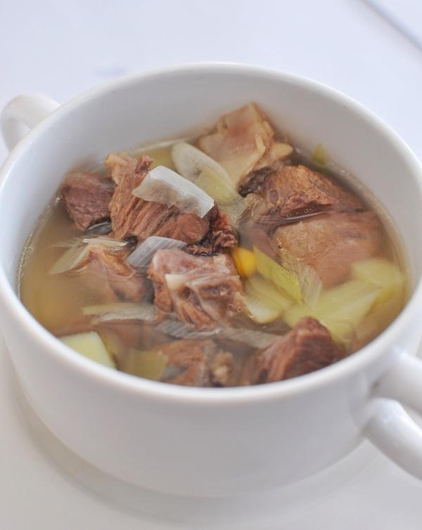 Bulalo Soup