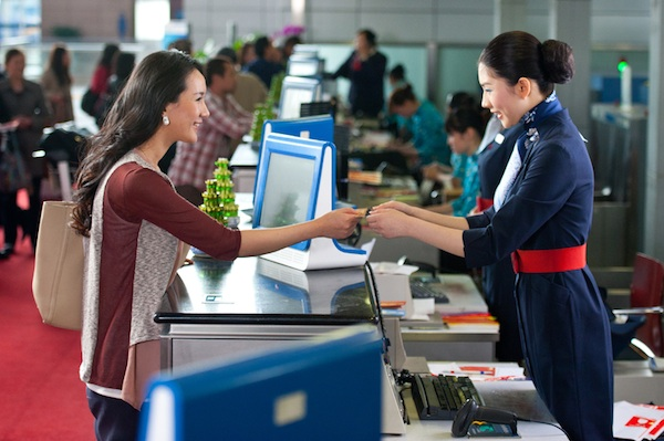 Check In Counter
