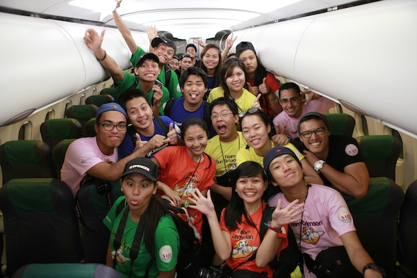 For Team Crimson, joining the Cebu Pacific Juan for Fun Backpacker Challenge allowed them to enjoy unforgettable adventures as well as meet new friends