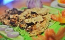 Grilled Bihod