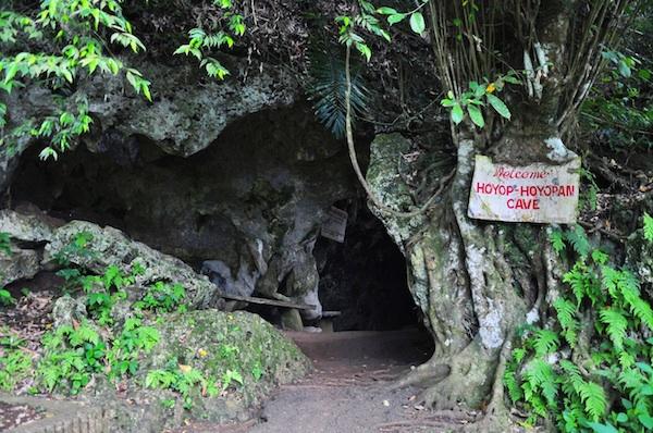 Hoyop-hoyopan Cave Entrance