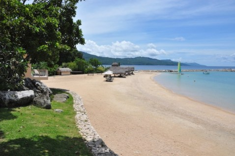 Misibis Bay Beach Front