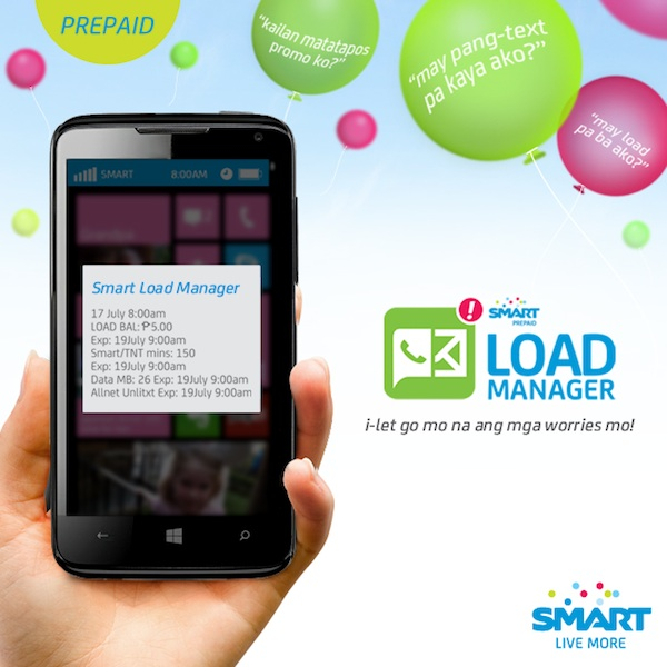 Smart Prepaid Load Manager