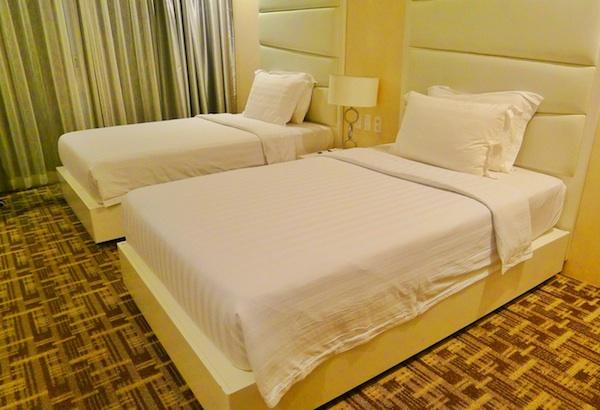 Standard Two Bedroom Suite