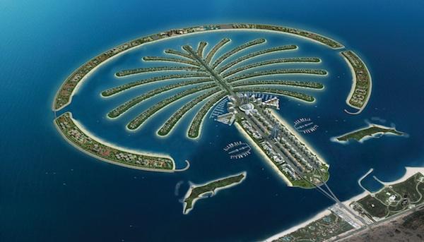 The Palm Jumeirah In Dubai